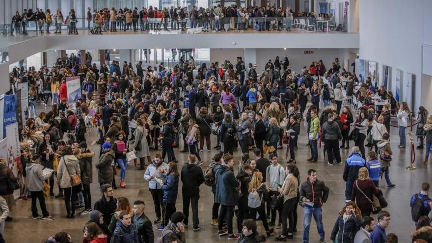 Riesenandrang bei Jobmesse auf Mallorca