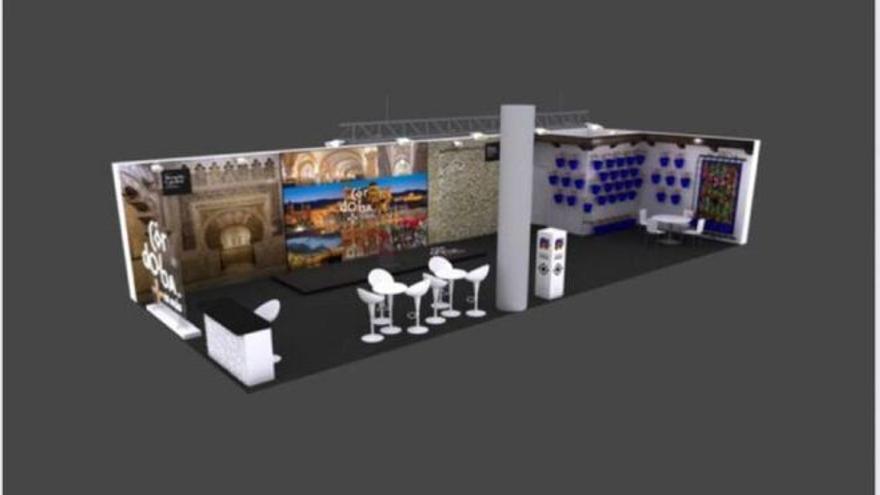 """Pedro García dice que el estand de Córdoba en Fitur son """"dos mesas para tapear"""""""