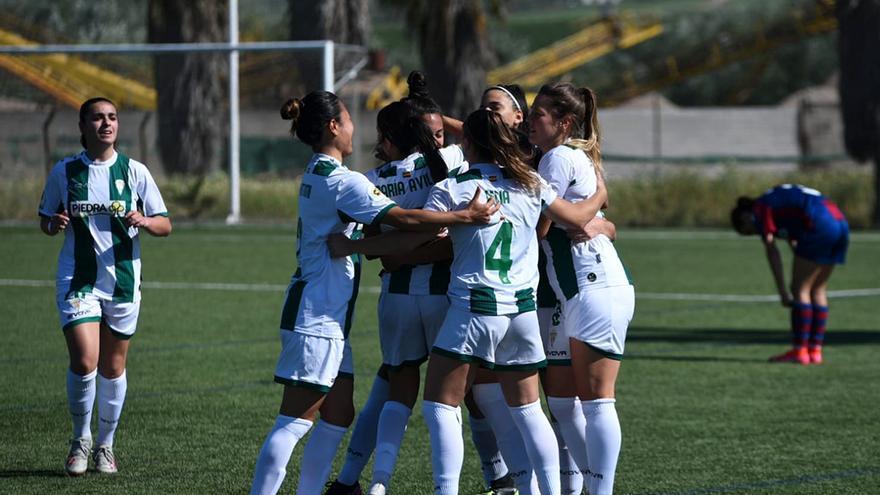 El Córdoba Femenino da un paso de gigante ganando al Levante