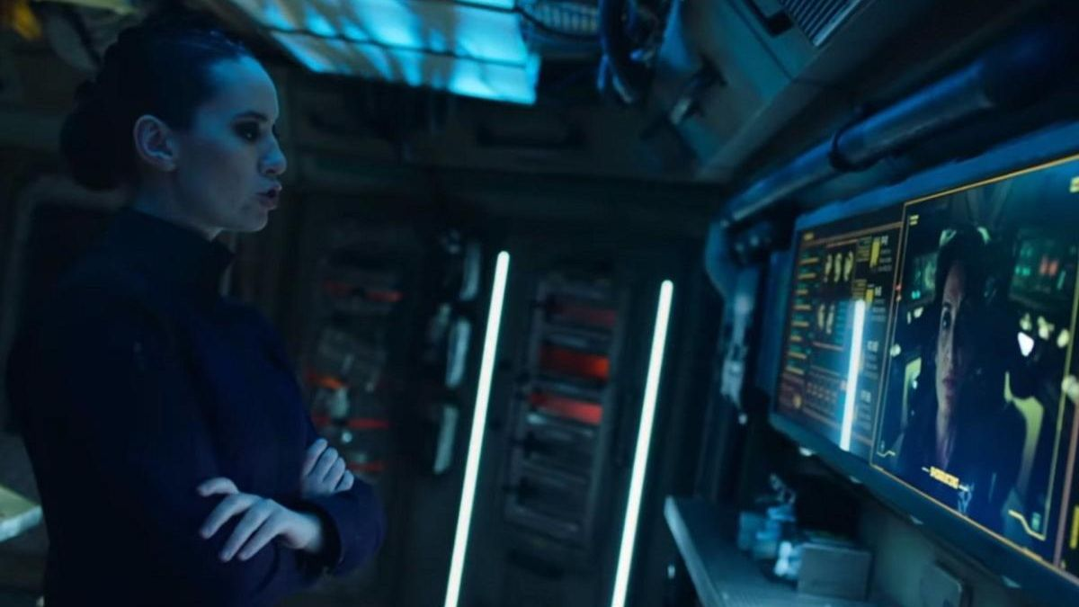Image from season 5 of & # 039; The Expanse & # 039 ;.
