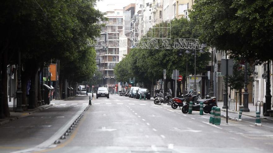 Las obras del carril-bus doble de la calle Colón se realizarán la próxima semana