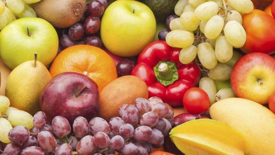 Diez consejos para tomar más vegetales y frutas