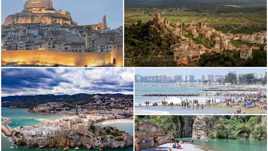 Los castellonenses eligen su rincón favorito de la provincia