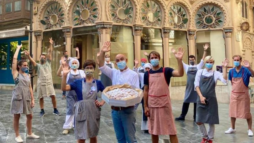 Vielfach prämierte Bäckerei Fornet de la Soca eröffnet zweiten Laden