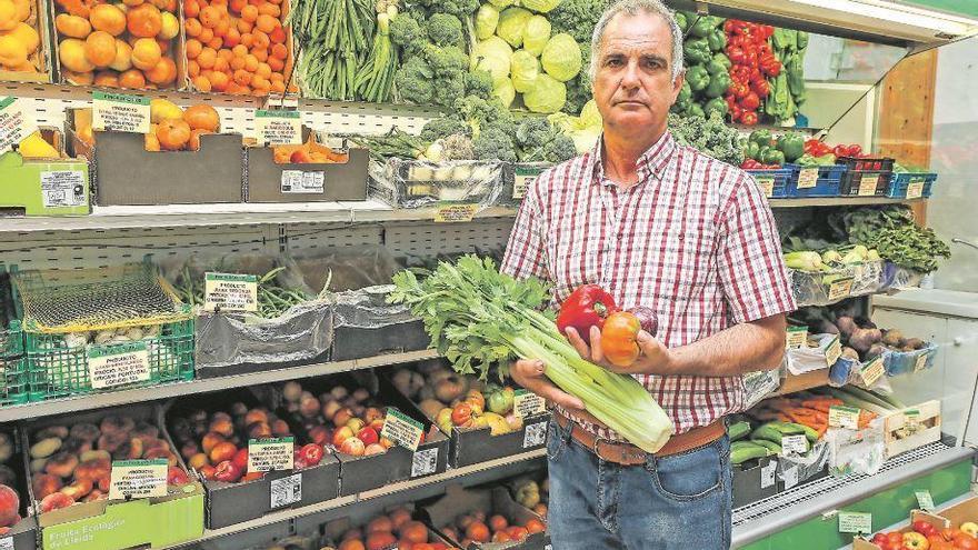 La escalada de la agricultura ecológica