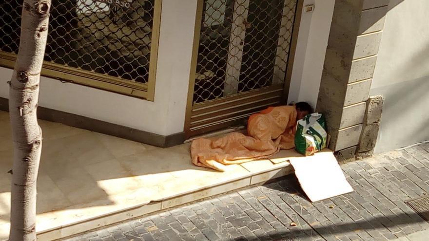 1.784 personas están en situación de exclusión residencial extrema en Tenerife