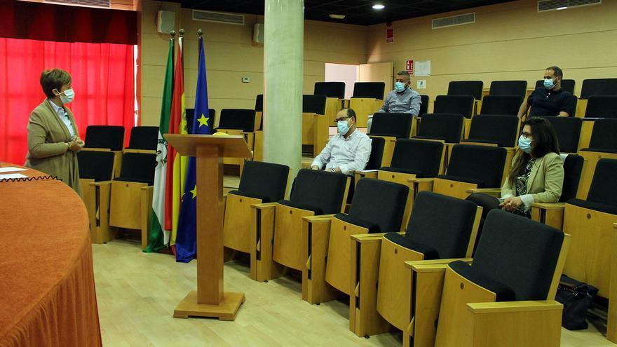 La Mancomunidad de la Campiña Sur destinará 90.000 euros para servicios de apoyo a los ayuntamientos