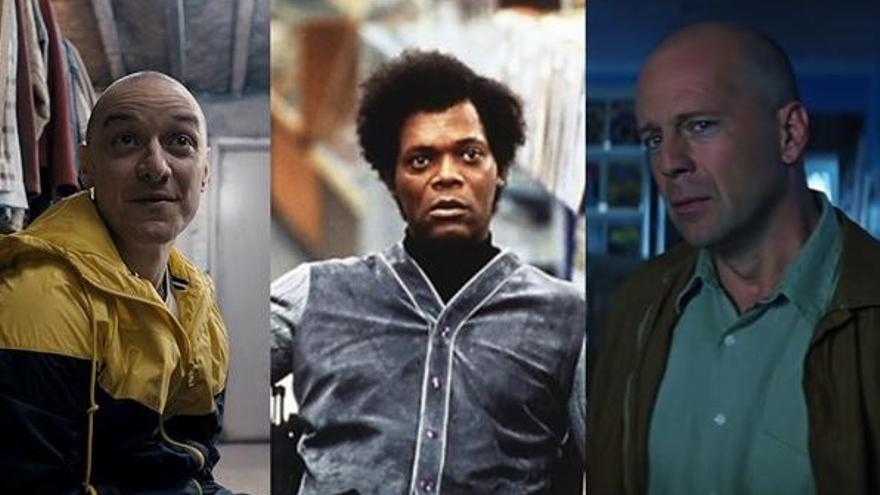 Primer y revelador cartel de 'Glass', la secuela de 'Múltiple' y 'El Protegido'