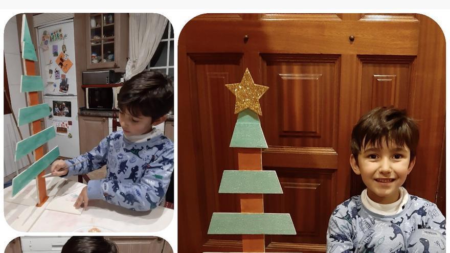 Nadal no cole en aulas burbulla e con pantallas