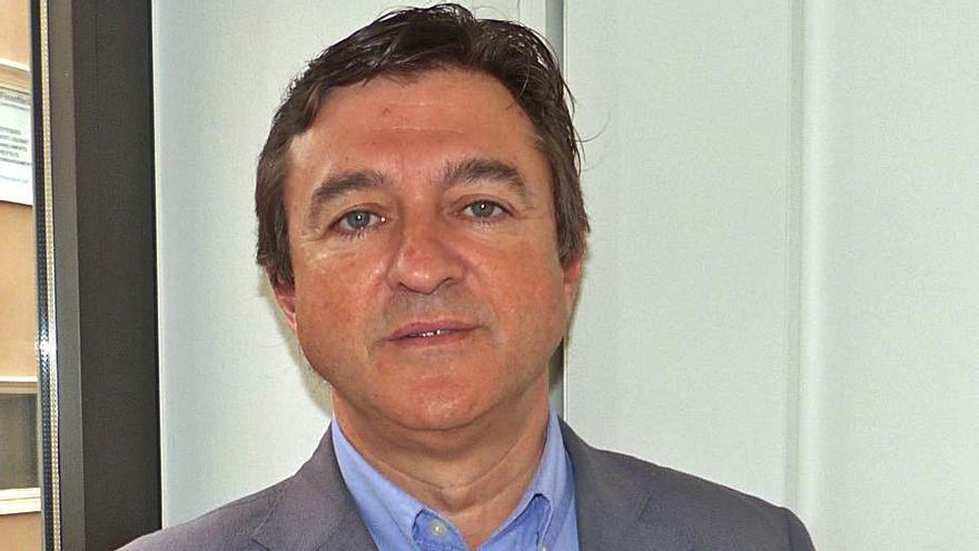 Àngel Vilarasau, president del Col·legi d'Enginyers de Manresa: «Encara tenim menys enginyers dels que demana la indústria»