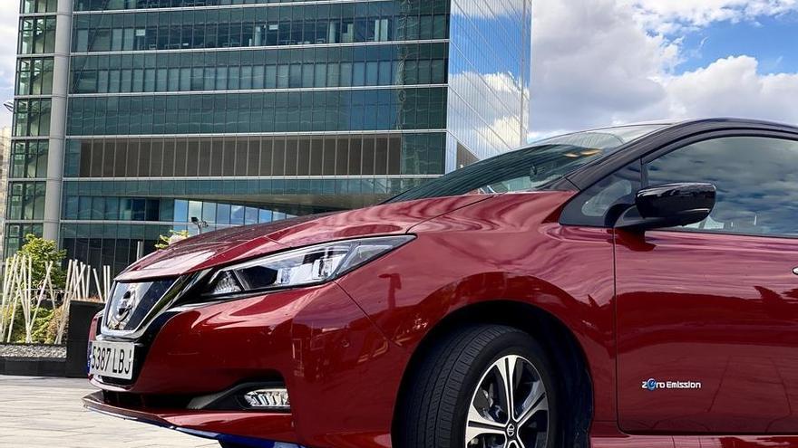 La cifra total de Nissan LEAF vendidos en el mundo ha evitado la emisión de 2,5 millones de toneladas CO2 al año