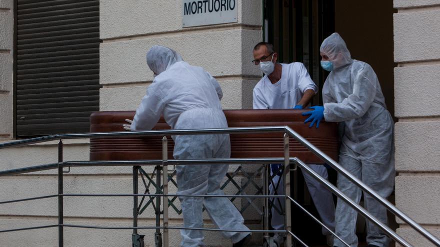 7.929 nuevos casos y 98 muertes por coronavirus en la Comunitat Valenciana