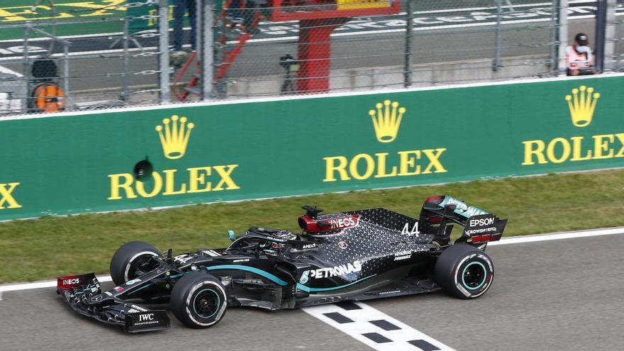 Hamilton reforça el seu lideratge i Ferrari naufraga a Spa