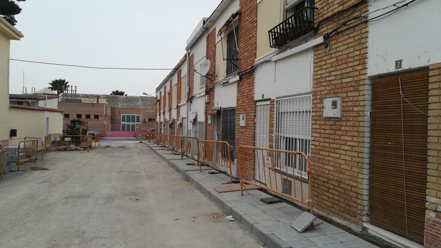 Petrer invierte 100.000€ en mejorar la accesibilidad de 40 calles