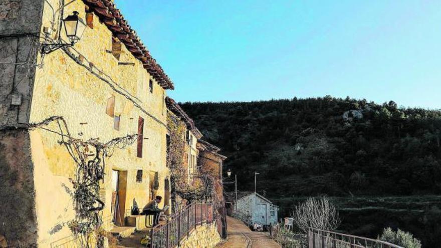 El confinamiento dispara el interés por comprar y alquilar casas en Ademuz