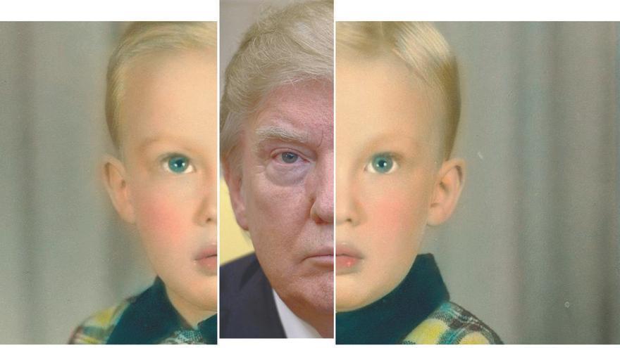 Despiezando a Trump
