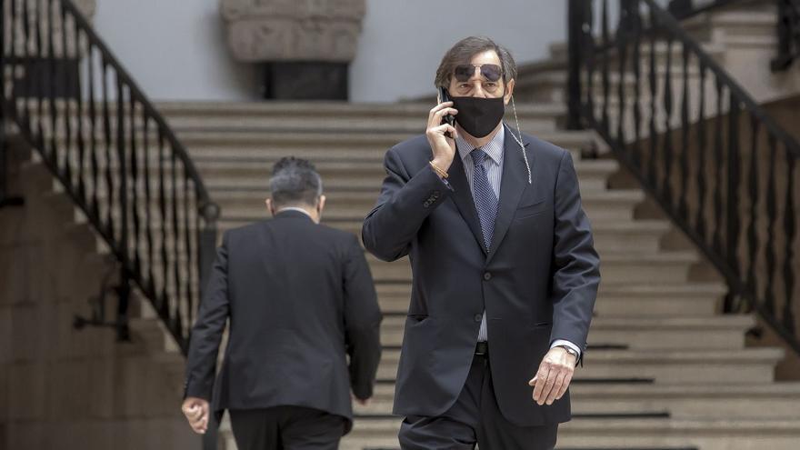 Ehemaliger Untersuchungsrichter im Fall Cursach auf Mallorca in den Ruhestand versetzt