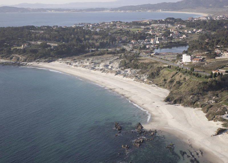 Playa de Major (Sanxenxo)
