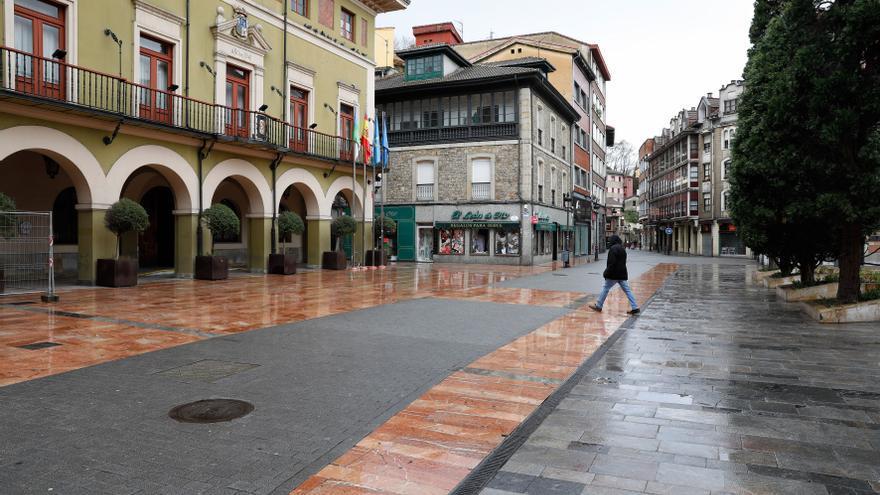 Langreo suspende el concurso de ayuda a domicilio tras presentar un recurso UGT
