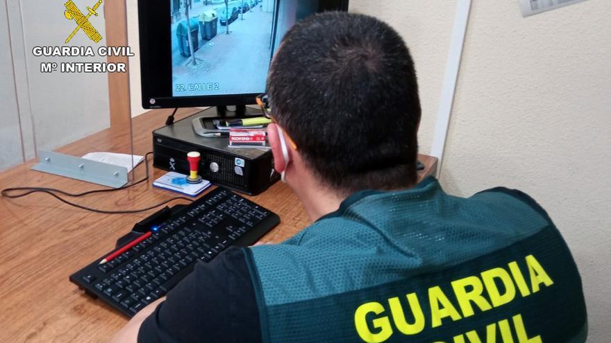 Arrestados dos jóvenes, uno de ellos menor, por robos en Santomera y El Raal