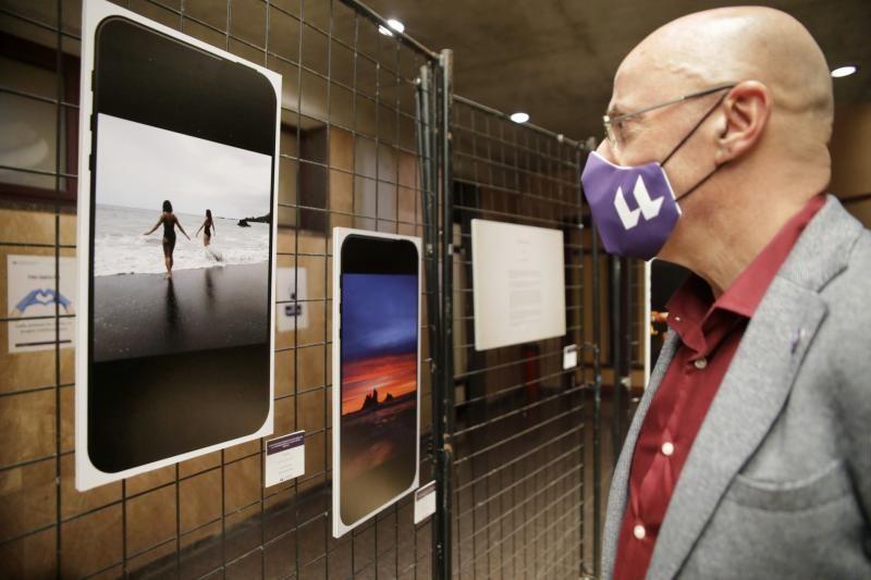 Primera edición del Concurso de Fotografía con Móvil de la ULL