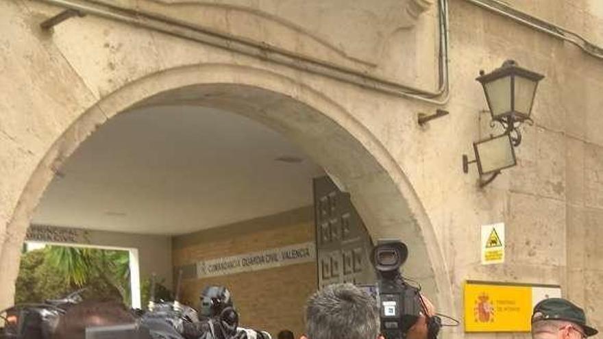 La juez dicta prisión sin fianza para Zaplana por riesgo de fuga