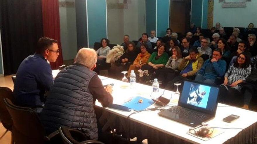 La Semana de Montaña de Cangas de Onís concluye mañana con la conferencia de Mikel Sarasola
