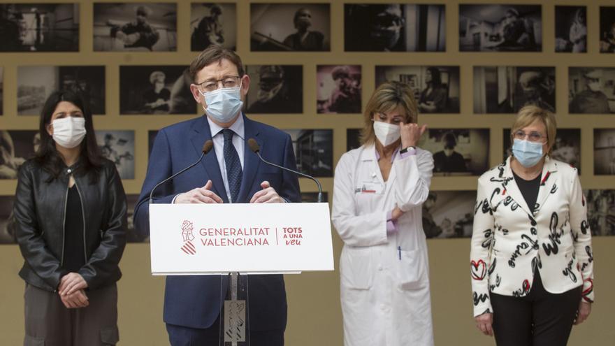 Nuevas restricciones: Puig anuncia las nuevas medidas en la Comunitat Valenciana