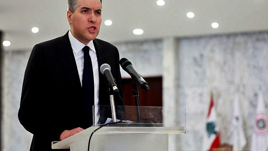 El primer ministre libanès dimiteix en no poder formar govern
