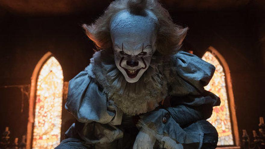 El film de terror 'It' basat en la novel·la d'Stephen King arriba a la gran pantalla