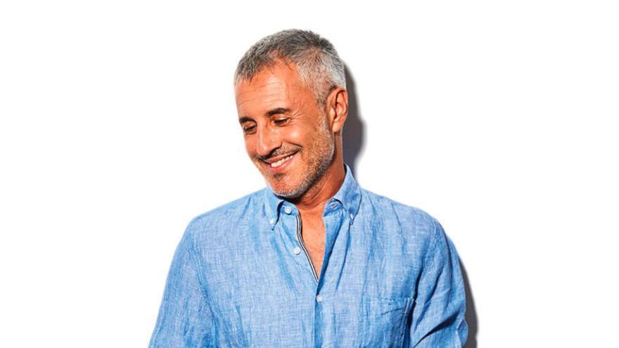 Regreso al universo italiano en el Villegas con Sergio Dalma