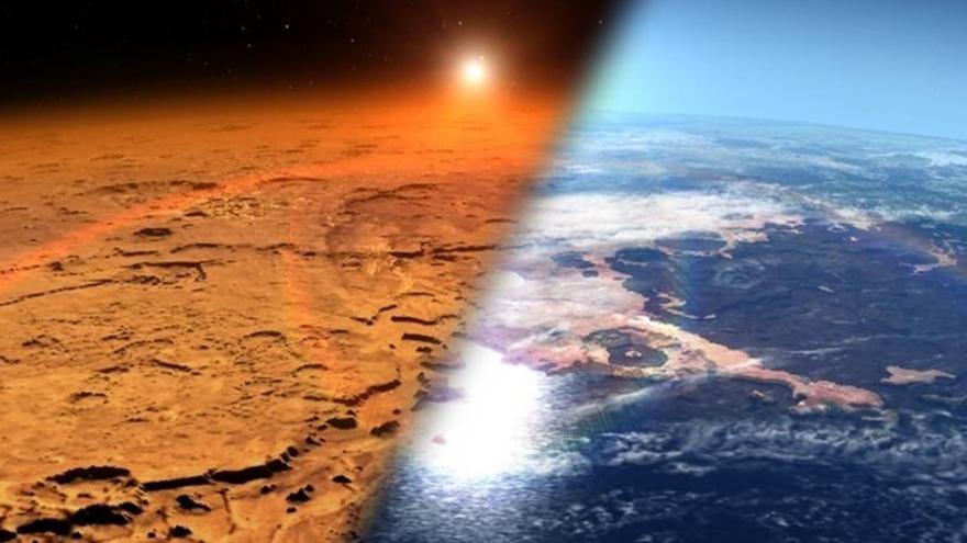 ¿Por qué perdió Marte su atmósfera?