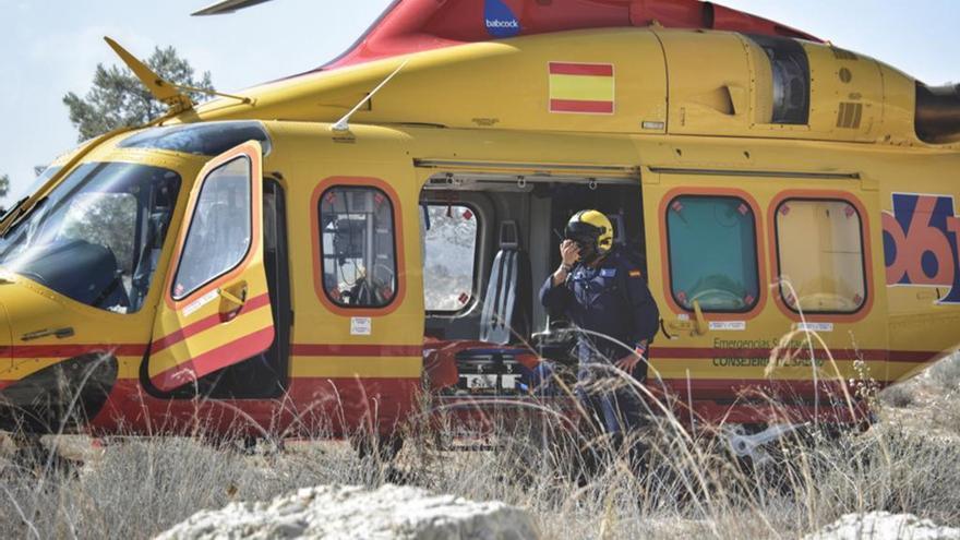 Babcock operará el transporte aéreo sanitario de Baleares por 22 millones