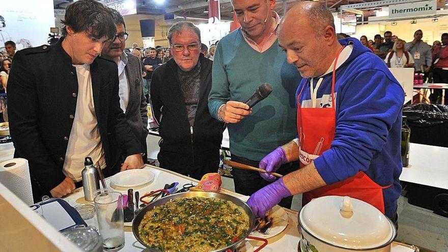 Alicante Gastronómica ofrece al gran público la mayor propuesta de experiencias gastronómicas de España