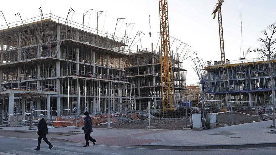 Las constructoras reaparecen entre las empresas que más facturan en Morvedre