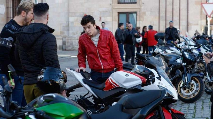 La Asociación Motociclista Zamorana vive su jornada más especial