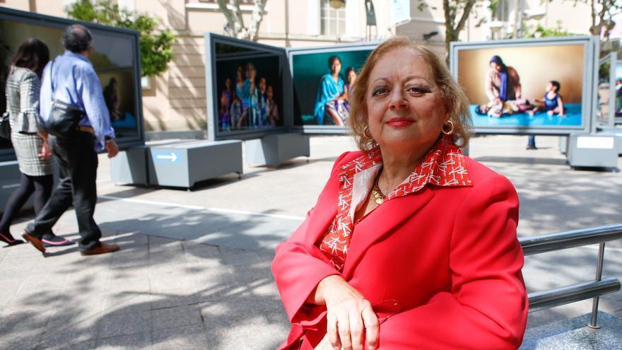 Cristina García Rodero: «Sin la cámara, no me habría metido ni en el 10% de los sitios»