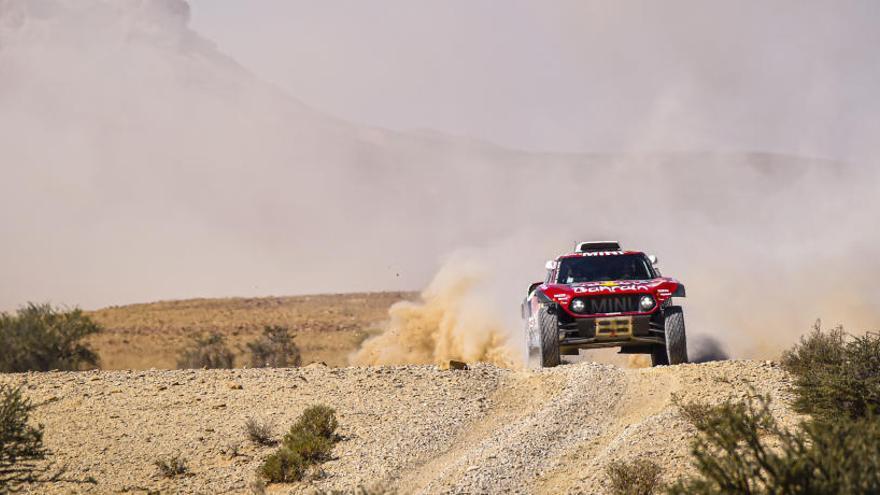 Sainz i Brabec acaricien el títol del Dakar a falta de l'última etapa