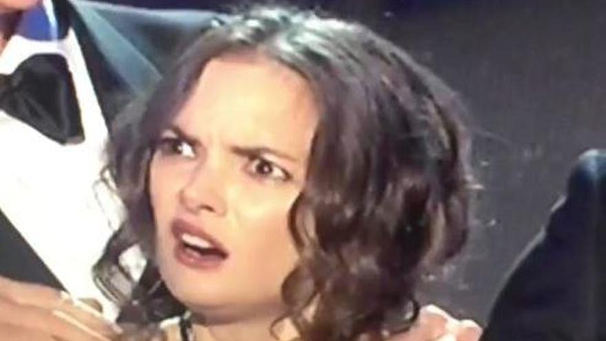 Winona Ryder i les seves curioses ganyotes