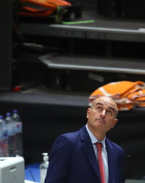 Valencia Basket - Zenit, en imágenes