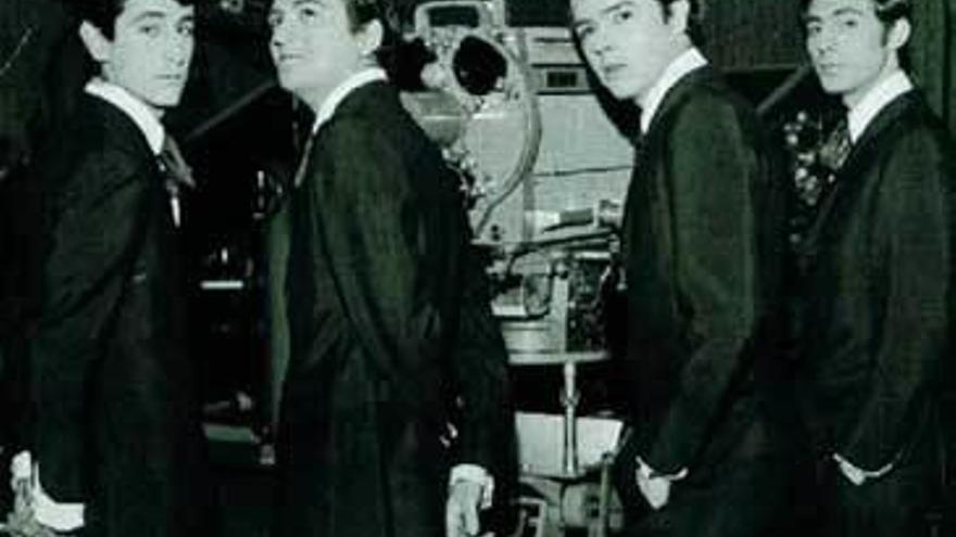 """""""Los Brincos"""", leyenda eterna del pop"""