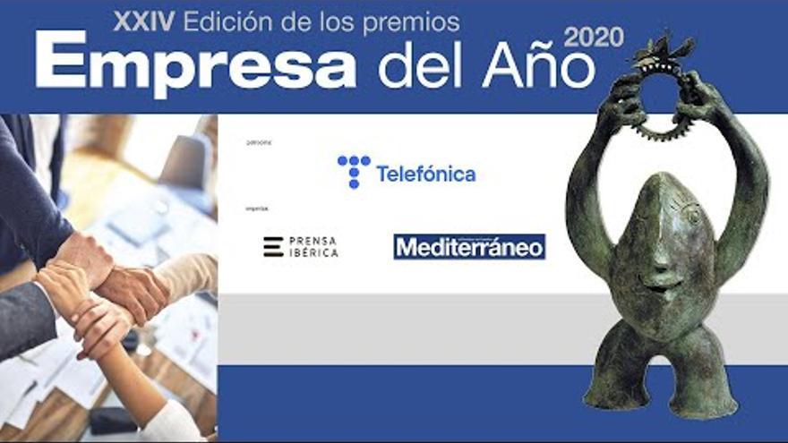 XXIV Edición premios Empresa del Año 2020