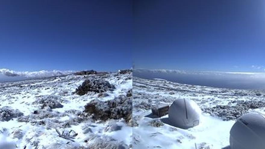 El Observatorio del Teide no estará operativo al 100% hasta el miércoles