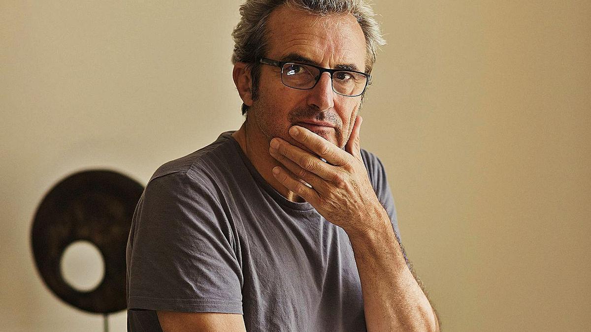 El realizador y guionista Mariano Barroso, en una imagen de archivo. | ENRIQUE CIDONCHA/AISGE
