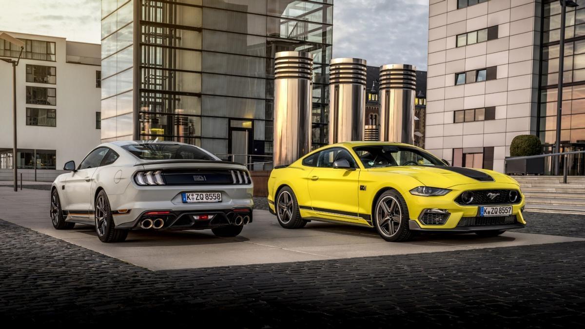 Ford Mustang, el deportivo y el coupé deportivo más vendido del mundo en 2020