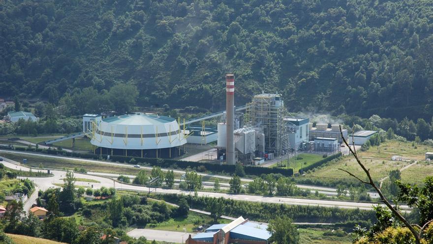 Hunosa aprueba la conversión de la térmica de La Pereda en una planta de biomasa