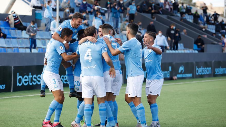 La UD Ibiza anuncia que sus 1.000 abonados pueden acudir al partido contra el Andorra