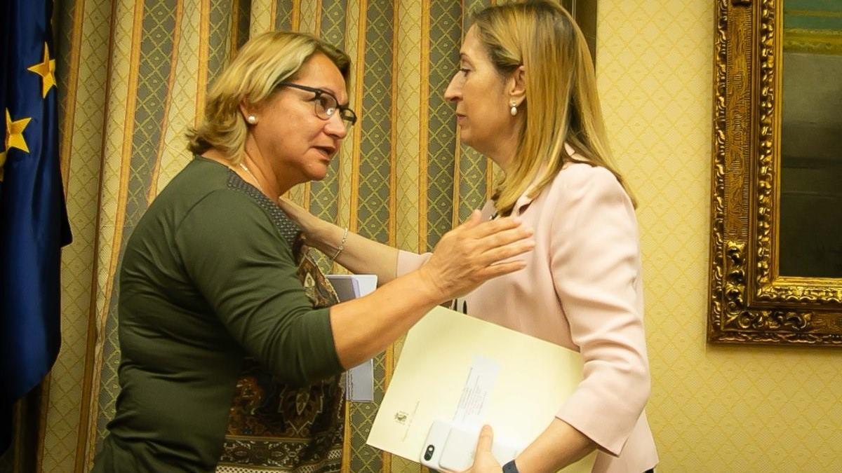 El Congreso retoma la investigación del accidente de Spanair con Meri Pita, de Podemos, como presidenta