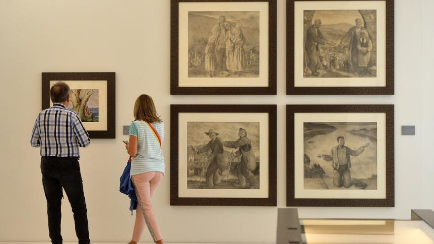 Castelao dará nombre al Sexto Edificio del Museo de Pontevedra