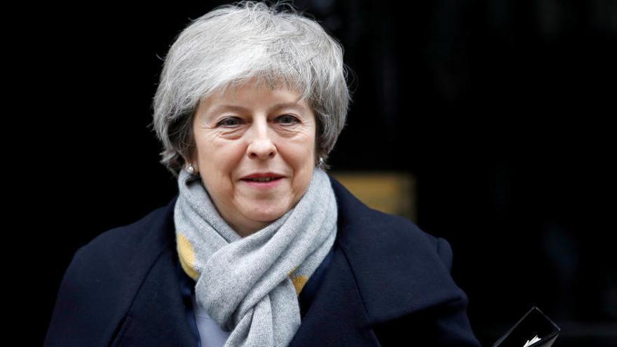 May, la 'dama de hierro' que no resistió al Brexit